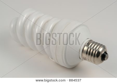 Economical Fluorescent Bulb