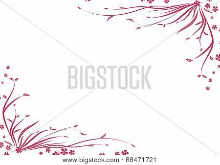 natural grass with leaf background