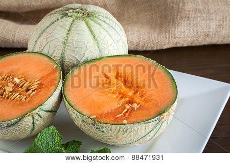 Cantaloupe Melons