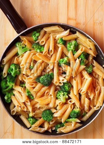 Penne With Broccoli