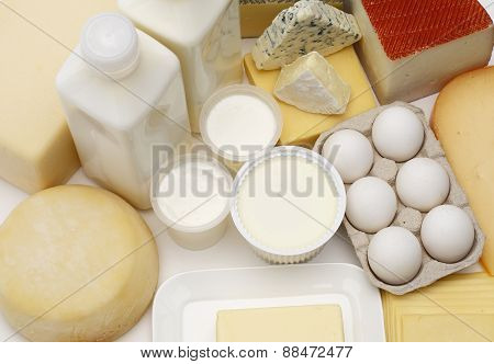 Dairies And Eggs