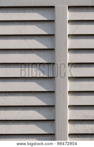 shutter up, symbol of privacy, shading, background
