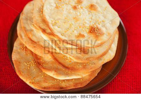 Homemade Flatbread