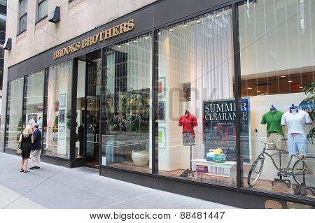 Brooks Brothers Nyc