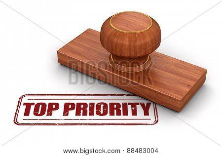 Stamp Top Priority