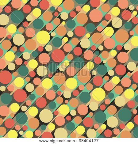 Abstract 3d background with colorful cylinders. Can be used for wallpaper, web page background.