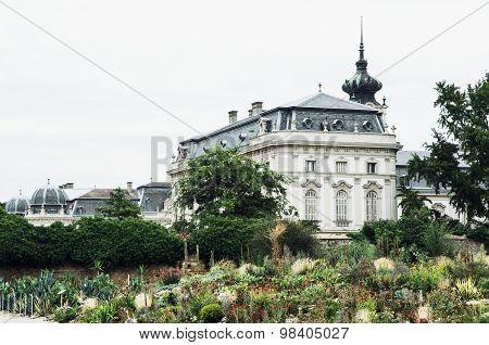 Festetics Palace, Keszthely, Zala County, Hungary