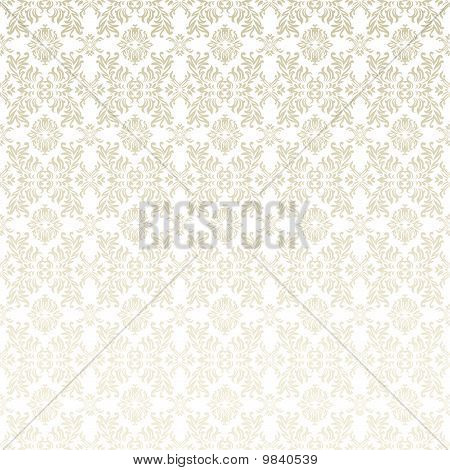 Floral Leaf Background