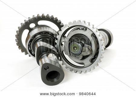 Motorcycle Camshaft Gears