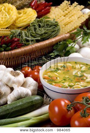 Frische Suppe 3