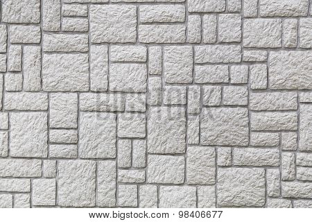 Modern Bricks Wall Pattern, Background
