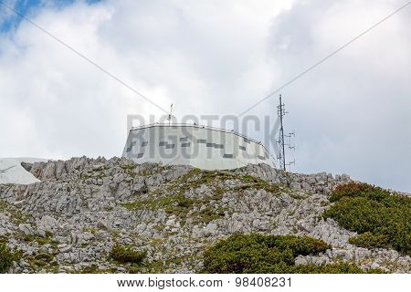 On Top Of Dachstein
