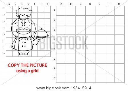Grid copy cook