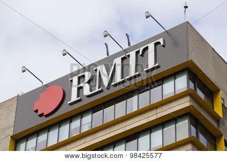 RMIT University in Melbourne