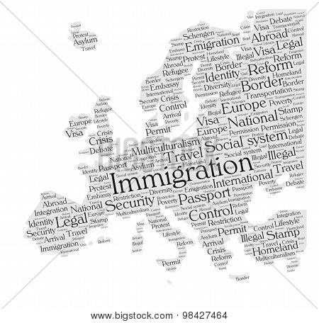 Europe immigration