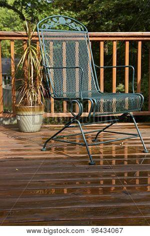 Wet Summer Deck