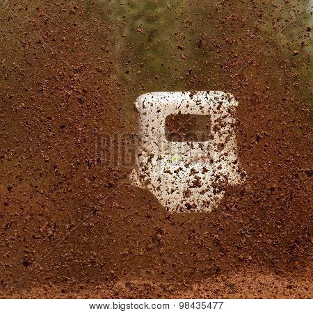 Mud Bog Dirt Truck