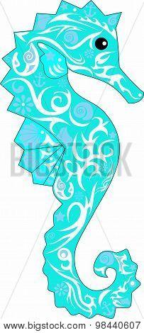 sea horse, hippocampus
