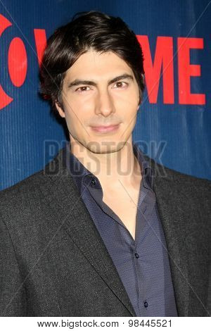 LOS ANGELES - AUG 10:  Brandon Routh at the CBS TCA Summer 2015 Party at the Pacific Design Center on August 10, 2015 in West Hollywood, CA