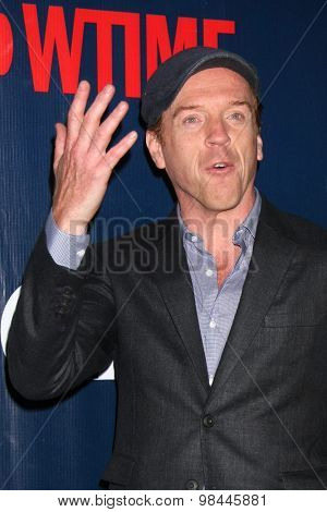 LOS ANGELES - AUG 10:  Damian Lewis at the CBS TCA Summer 2015 Party at the Pacific Design Center on August 10, 2015 in West Hollywood, CA