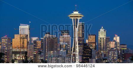 Downtown Seattle, Washington State
