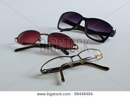 Different Kind Of Eyeglasses