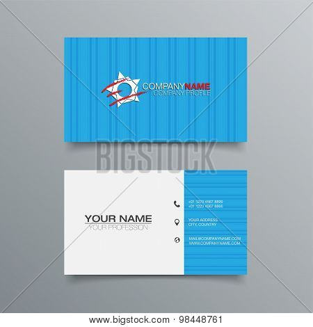 Business Card Background Design