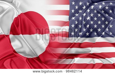 USA and Greenland
