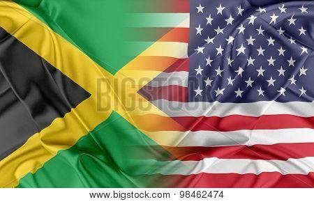 USA and Jamaica
