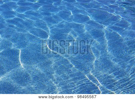 Water In Swimming Pool.background.