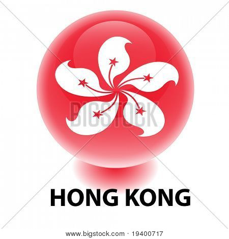 Orb Hong Kong Flag