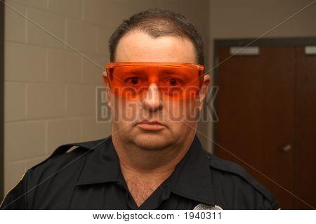 Crime Scene Investigator.