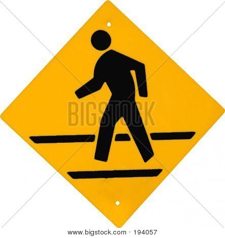 Cross Walk Only