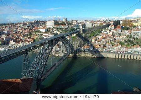 Bridge Of Oporto