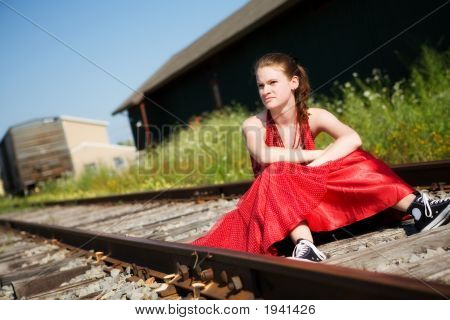 Beauty On The Tracks