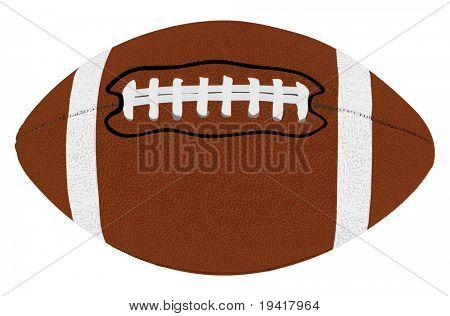 American Football-Vektor