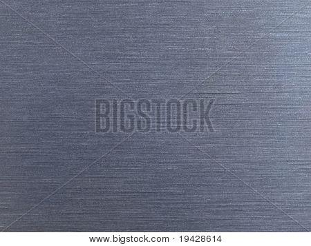echte Blondine aus gebürstetem Aluminium Textur