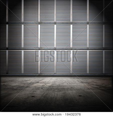 Classificados de estilo industrial sala
