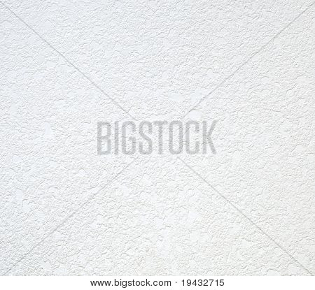 Textura de la pared de mortero blanco