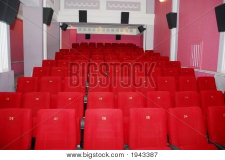 Cinema Seats 2