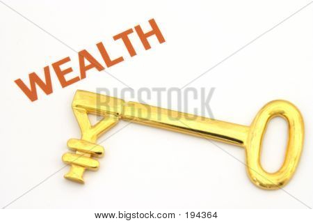 Key To Wealth  Yen