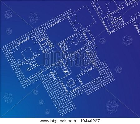 part of blueprint plan