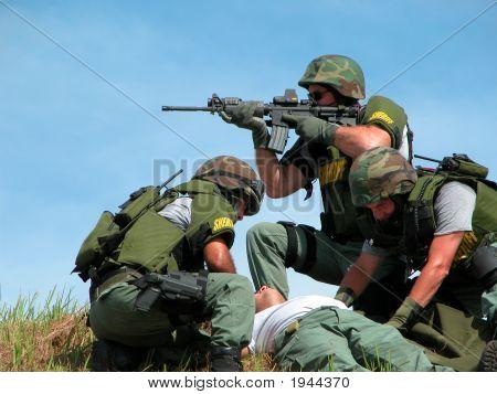 Swat Team 1