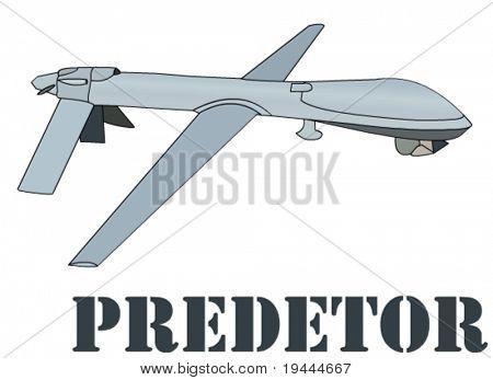 US Predetor Drone