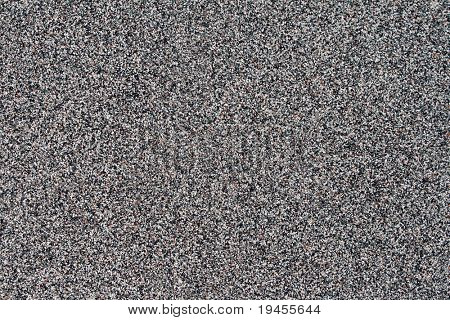 Small gravel stones texture background
