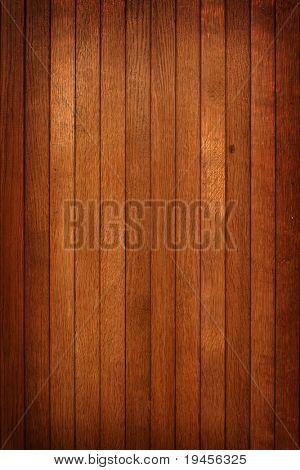 Holz-Wand