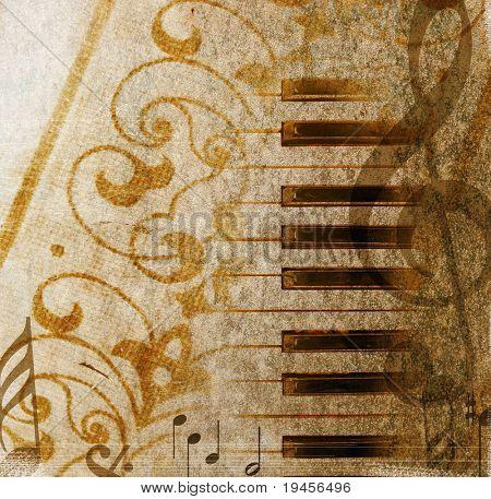 Fondo musical Grunge