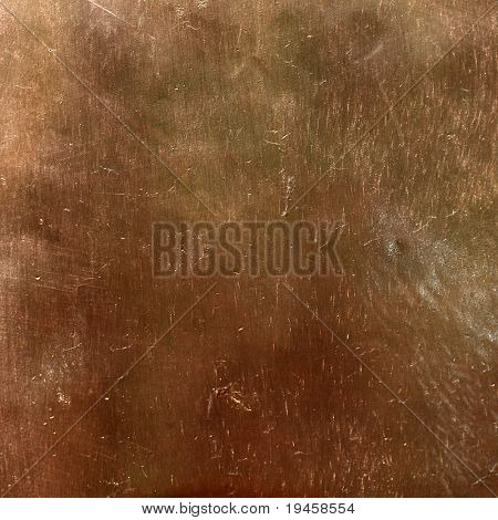 Copper texture for backgrounds