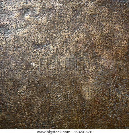 Bronze textura para fundos