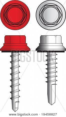 Screws illustration